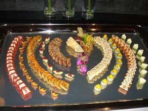 Lasst euch auch im kalten Winter von unseren vielfältigen Fingerfood-Designs verzaubern!