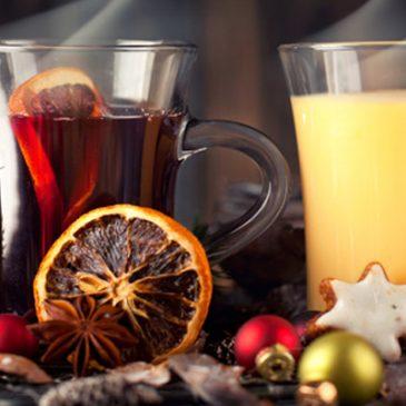 Rezepte für weihnachtliche Genüsse