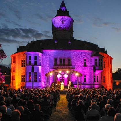 Berrymans Locations | Schloss Oelber
