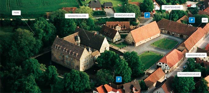 Berrymans_Locations_Wasserschloss-Huelsede_Lageplan