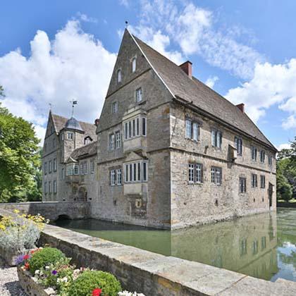 Berrymans Locations | Wasserschloss Hülsede