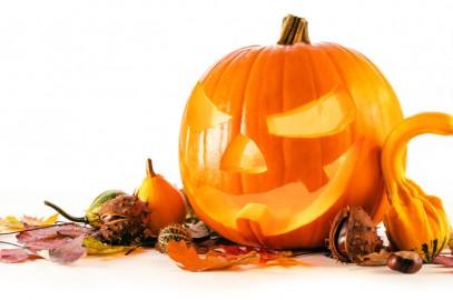 Schauriges Herbstfinale Halloween