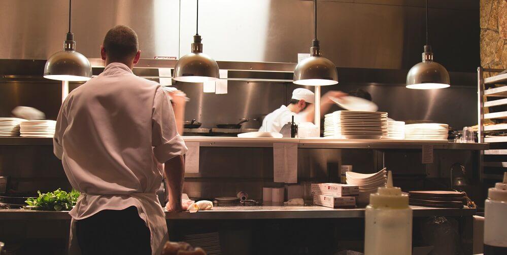 Stellenanzeige Koch Aushilfe