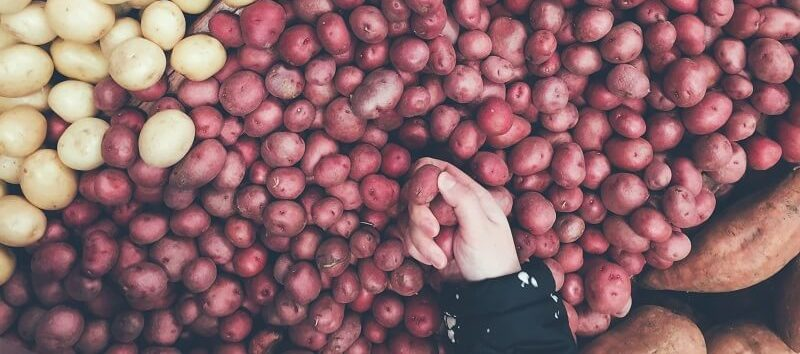 Kartoffel-Rosenkohl-Auflauf-Rezeptidee
