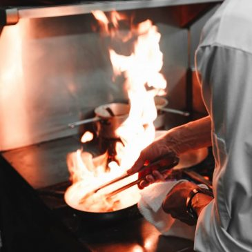 """Front Cooking """"Die Küche zu Gast"""""""