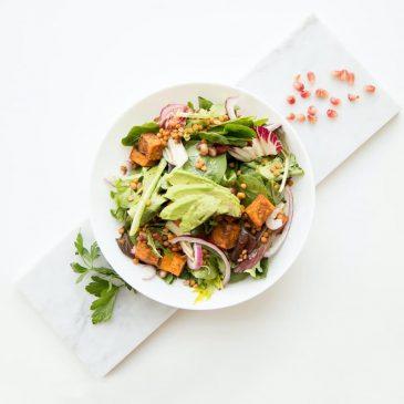 Salat Catering – nicht nur eine Beilage