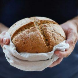 Brot im Catering