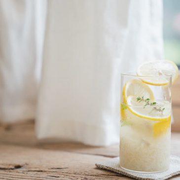 Erfrischende Limonaden im Sommer