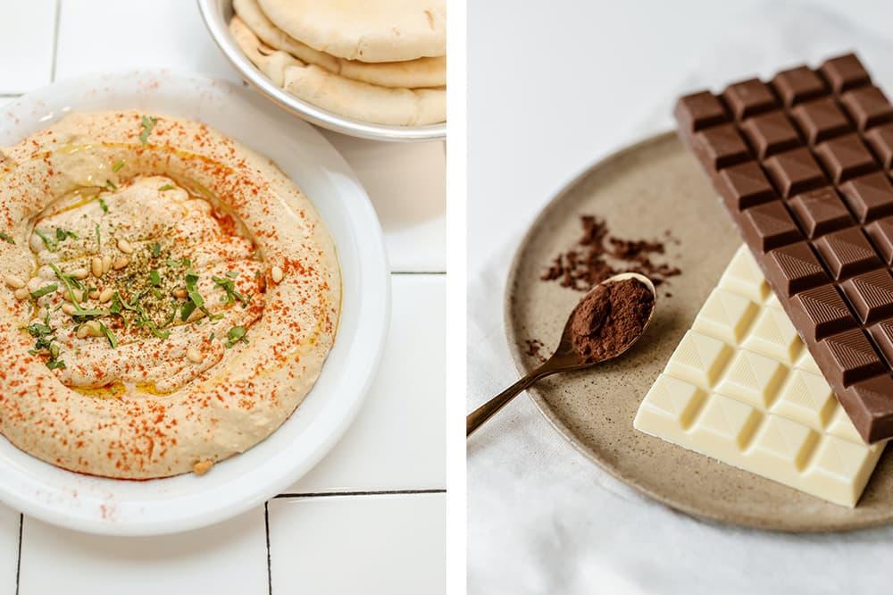 Schoko-Hummus