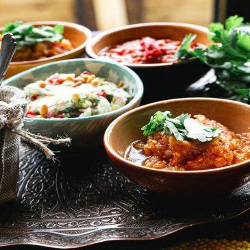 Kulinarische Reise durch die Türkei – Türkisches Catering bei Berrymans